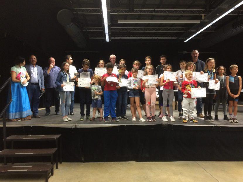 Grand succès du concours d'écriture de l'ARBRE